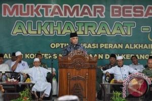Penutupan Muktamar Alkhairaat