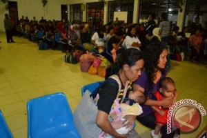 TKI Deportasi Dari Malaysia