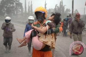 Evakuasi Warga Ngantang