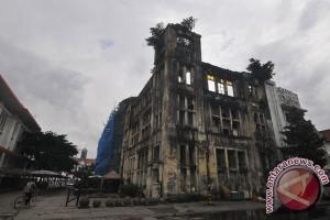 Rp200 miliar revitalisasi Kota Tua Jakarta dari dana CSR perusahaan