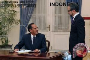 Pertemuan Indonesia - Timor Leste