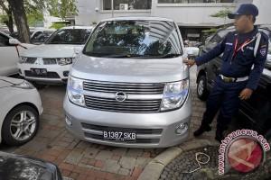 Mobil Catherine Wilson Disita KPK