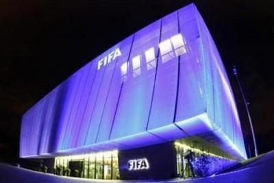 FIFA juga skors Valcke dan Chung