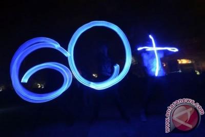 Earth Hour, sejumlah wilayah Jakarta padam satu jam