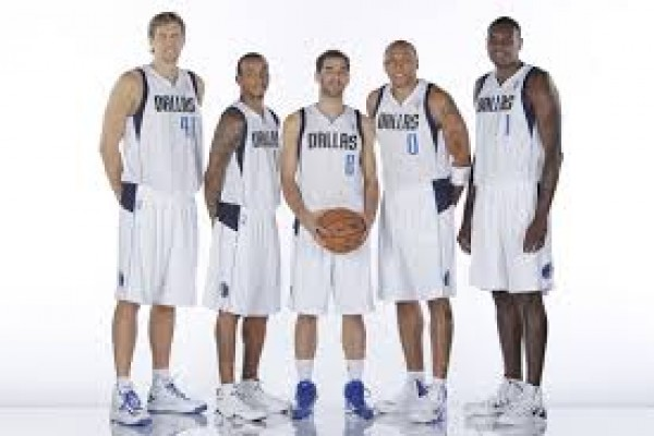 Pemain utama tim Dallas Mavericks musim 2013-2014. (mavs.com)