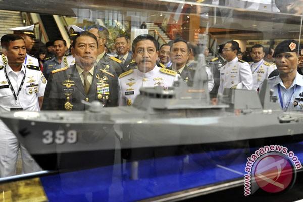 Panglima TNI tegaskan tidak minta maaf soal KRI Usman-Harun