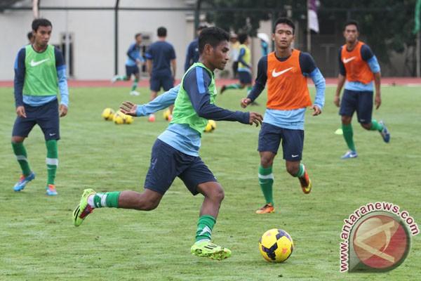 Timnas U-23 lawan Sri Lanka di Solo