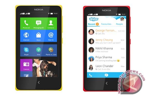Nokia x diluncurkan seharga rp1.600.000