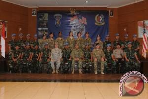 Latihan Garuda Shadow 2014 TNI-US Pacom selesai