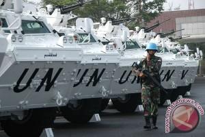 Putra mahkota Brunei Darussalam uji coba produk PT Pindad