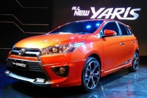Toyota dikabarkan bikin Yaris bertenaga tinggi