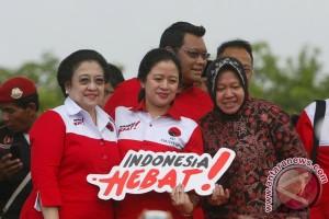 Kampanye Perdana PDI Perjuangan
