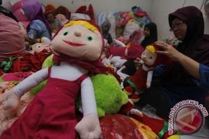 Pembuatan Boneka Marsha