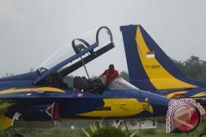 Pesawat latih lanjut T-50 Golden Eagle jatuh, dua pilot TNI AU tewas