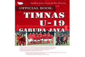 Buku Timnas U-19 Garuda Jaya diluncurkan