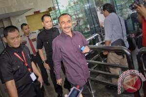 Ketua DPRD Banten diperiksa KPK