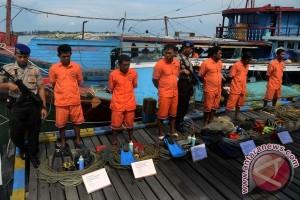 Illegal fishing marak di Polman, Sulbar