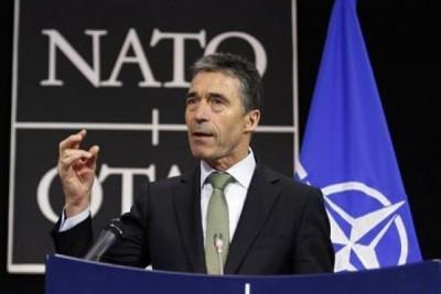 """NATO desak Rusia hentikan aksi """"ilegal"""" di Ukraina"""
