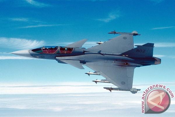 SAAB Swedia tawarkan JAS39 Gripen serie