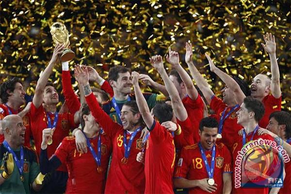 2010 - Generasi emas sang Matador