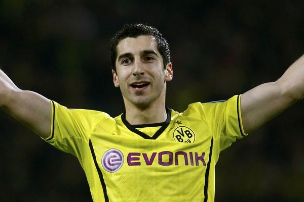 Mkhitaryan antar Dortmund atasi Hannover 1-0