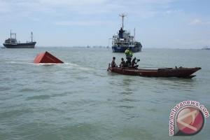 Gelombang tinggi picu tabrakan kapal di Riau