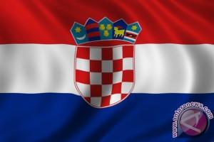 Kroasia dihukum pengurangan poin akibat lambang swastika
