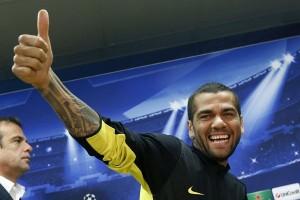 Alves jalani pemeriksaan medis di Juventus