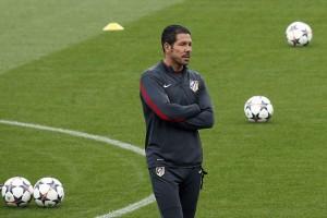 Simeone bersumpah bertahan di Atletico