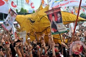 Kampanye Partai Gerindra Semarang