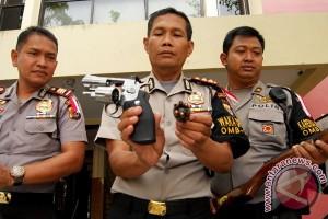 Senjata Sitaan Operasi Pemilu