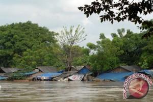 Normalisasi 6,7 kilometer Kali Angke ditarget selesai tahun ini