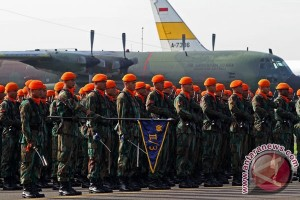 HUT TNI AU di Balikpapan diperingati sederhana