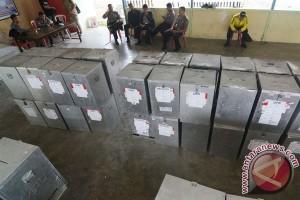 Penjagaan Perlengkapan Pemilu
