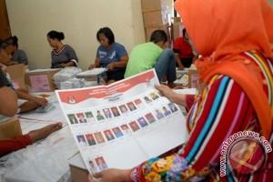 Surat Suara Tambahan KPU Tangerang