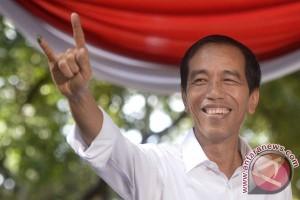 Jokowi inginkan platform sederhana dalam visi misi
