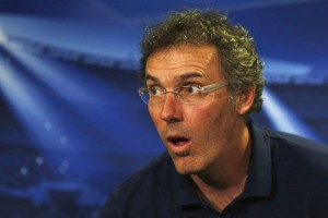 Blanc: PSG dapat mencapai empat besar Liga Champions