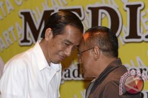 Pertemuan Jokowi dan Ical