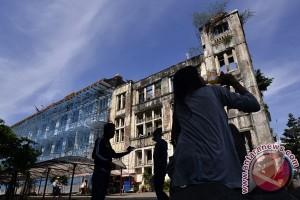 Revitalisasi Kota Tua fokus pada gedung rusak