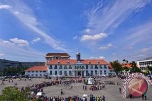 Kota Tua Jakarta dijadikan tujuan wisata utama