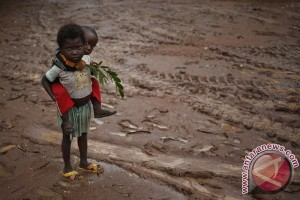 UNICEF soroti nasib anak-anak di Republik Afrika Tengah