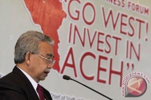 Gubernur katakan investor tidak masuk jika Aceh kacau