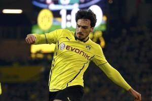 Mats Hummels merapat ke Bayern Muenchen