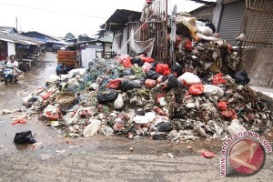 Sampah Banjarbaru naik 900 ton selama Ramadhan