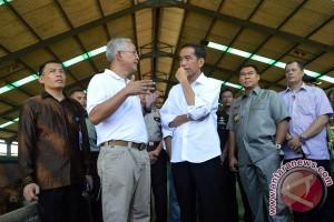 Kunjungan Jokowi Ke Lampung