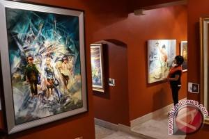 Galeri seni rupa Magelang pameran bersama