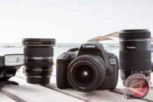 Ekonomi lesu turunkan penjualan kamera Canon