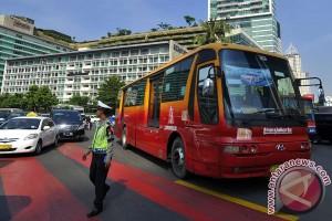 Dampak unjuk rasa, Busway Koridor I tak beroperasi