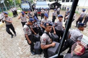 Pengamanan KPU Batam