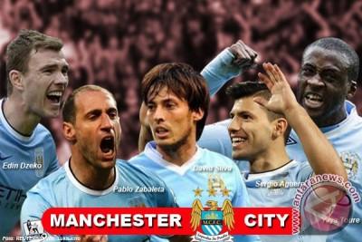 Klasemen Liga Inggris, City tekan Chelsea